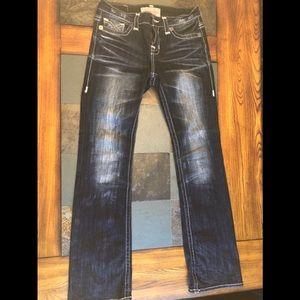 Big Star 'Maddie' boot cut jeans